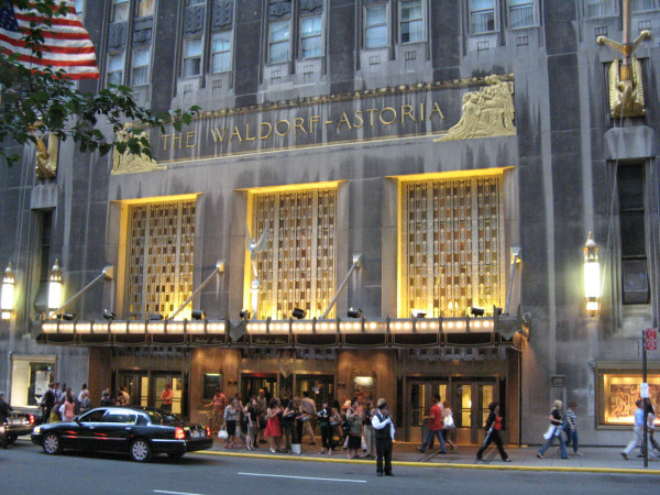Waldorf-Astoria hotel-new-york